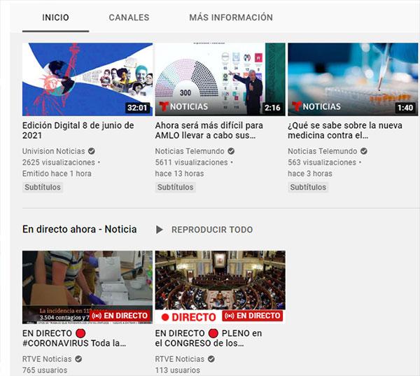 Encuentra ideas para escribir en tu blog tendencias de YouTube