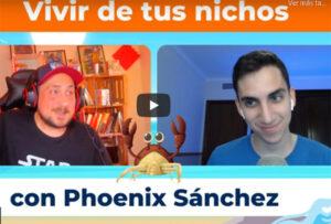 Podcast sobre como montar nichos e ideas para buscar keywords